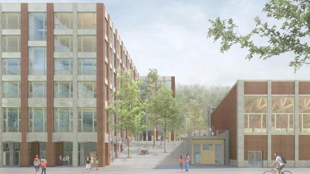 92 Millionen Franken für neue Ausserschwyzer Kantonsschule