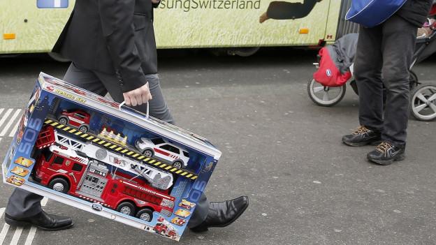 Luzerner Kantonsrat weicht nicht vom Ladenschluss-Kompromiss ab