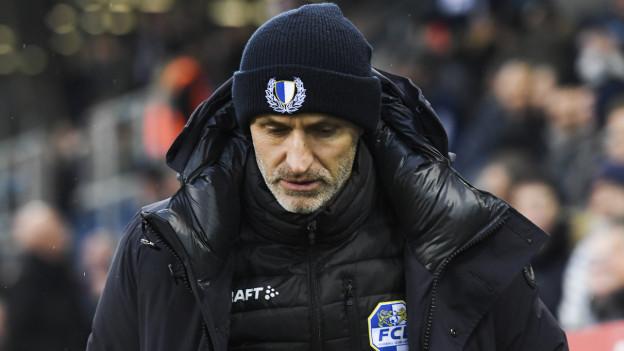 Thomas Häberli ist per sofort nicht mehr FCL-Trainer.