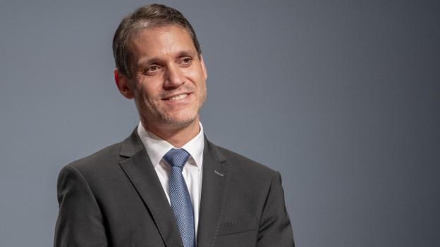 Pascal Blöchlingern will in die Urner Regierung