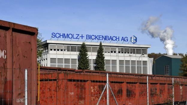 Schmolz + Bickenbach: Gebäude