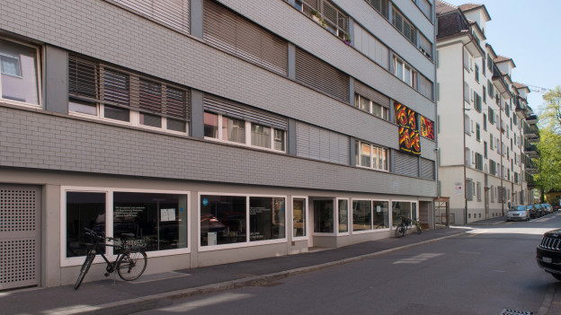 Der neue Standort der Luzerner Notschlafstelle im Neustadtquartier.