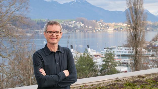 Die Region Luzern ist Pius Zängerles Leidenschaft.