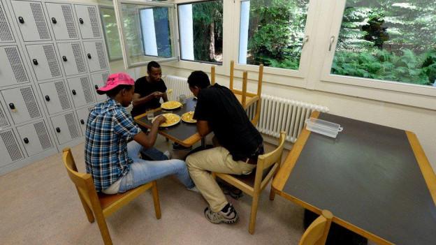 Der Kanton Luzern soll keine zusätzlichen Flüchtlinge aufnehmen.
