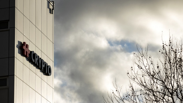 Hauptsitz der Verschlüsselungsgeräte-Herstellerin Crypto AG in Steinhausen.