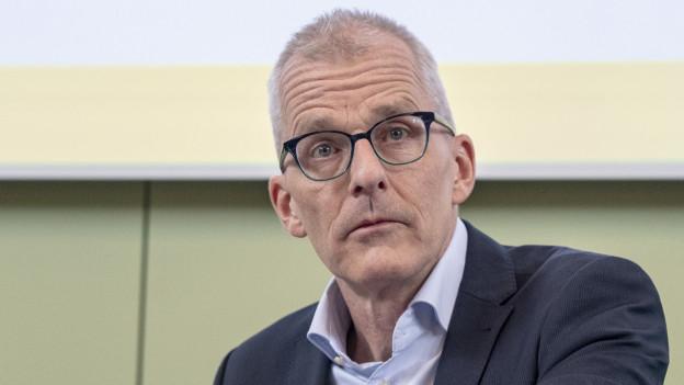 Marco Rossi, Infektiologe Kantonsspital Luzern
