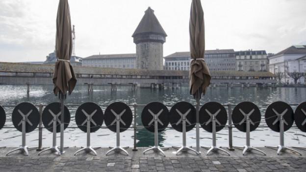 Der Zentralschweizer Tourismus steckt tief in der Krise.