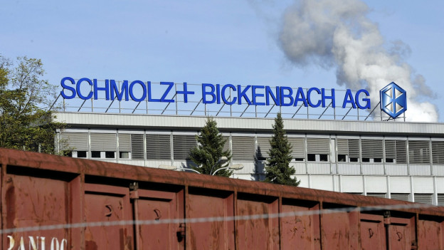 Gebäude von Schmolz + Bickenbach in Emmen