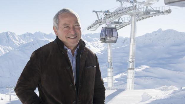 Samih Sawiris wird Urner Ehrenbürger