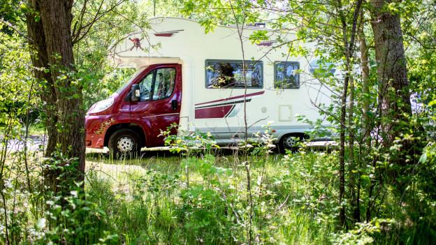 Wildes Campieren ist in den letzten Wochen mancherorts zum Problem geworden.