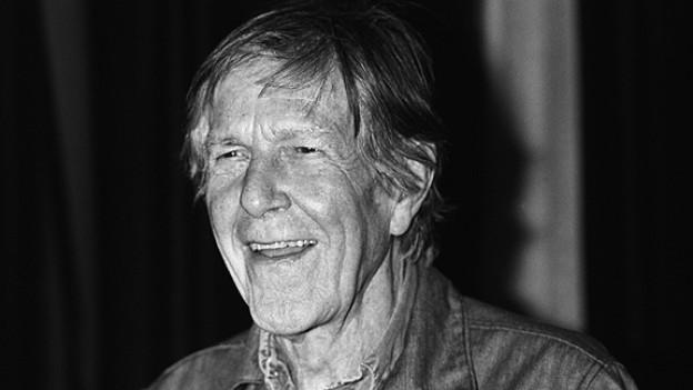 Mai 1991: John Cage als Ehrengast der Zürcher Junifestwochen.