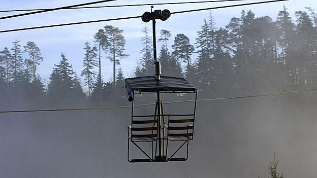 Die Sesselbahn auf den Weissenstein darf abgebrochen werden.