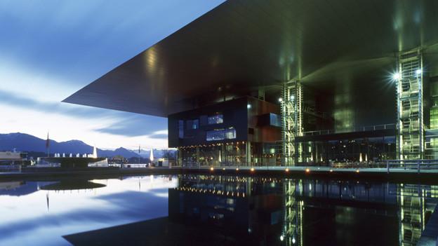 Das KKL in Luzern erhält auch künftig Beiträge aus dem Kanton Schwyz