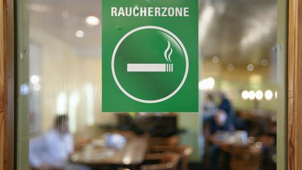 Bediente Fumoirs: Sie sollen im Kanton St. Gallen schon bald wieder zulässig sei