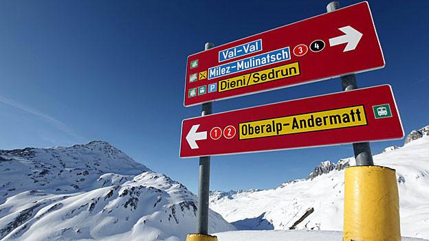 Grünes Licht: Die geplante Skiarena Andermatt-Sedrun hat eine wichtige Hürde genommen.