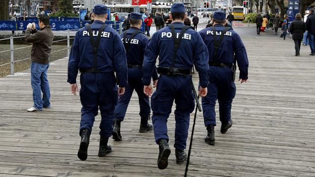 Probleme bei der Luzerner Kantonspolizei: die SVP fordert eine PUK