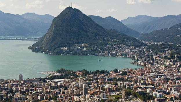 Die Finanzen werden knapp am ehemaligen Finanzplatz Lugano