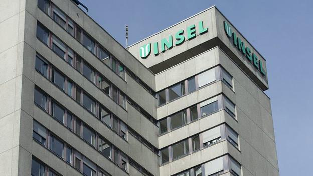 Das Berner Grossspital ist das grösste Gesundheitsunternehmen der Schweiz.