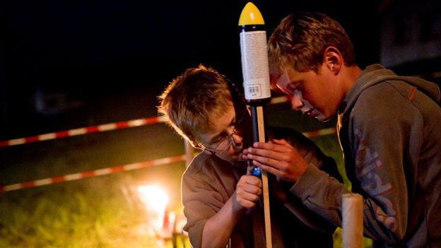 Kein Feuerverbot: Die 1.-August-Raketen können steigen.