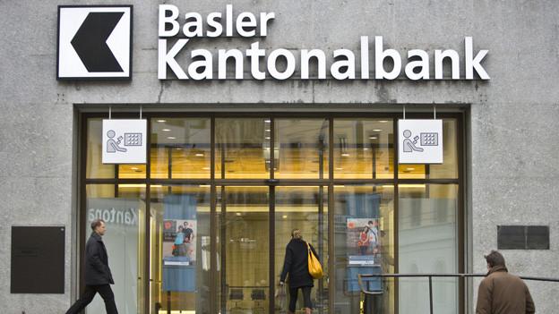 Die Basler Kantonalbank gibt sich künftig wieder heimatverbunden.