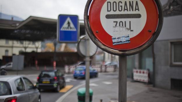 58'633 Grenzgänger reisen jeden Tag von Italien ins Tessin.