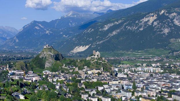 Eine Hochschule fürs Wallis: In Sitten soll ein Campus der ETH Lausanne entstehen