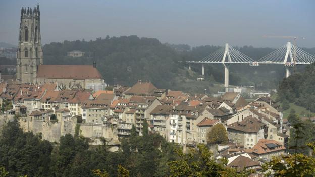 Die Zusammenarbeit der Stadt Fribourg mit den umliegenden Gemeinden bröckelt.