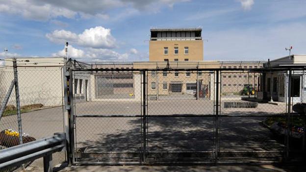 Hier passierte 2010 der dramatische Todesfall: Waadtländer Strafanstalt Bochuz