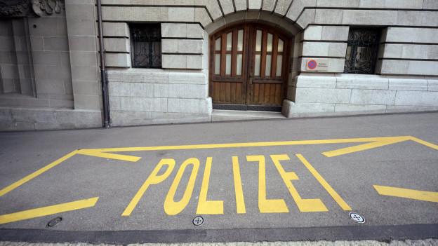 Polizeiaffäre Zürich: Zwei Beamten werden entlassen.