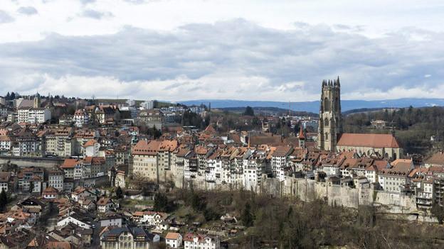 Freiburg fusioniert (noch) nicht mit den Agglogemeinden.