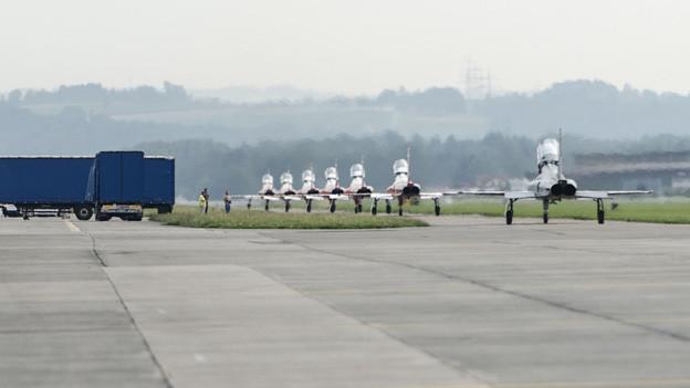 Wie viele sollen es noch werden: Anwohner des Militärflugplatzes in Emmen/LU haben Angst vor zusätzlichem Fluglärm