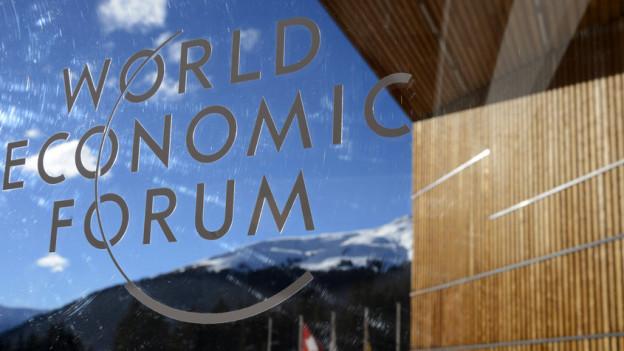 Das WEF in Davos: es bringt den Einheimischen Einkommen, aber auch Umtriebe.