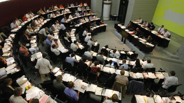 Das Luzerner Kantonsparlament sagt Ja zur Aufhebung des Amtsgeheimnis.