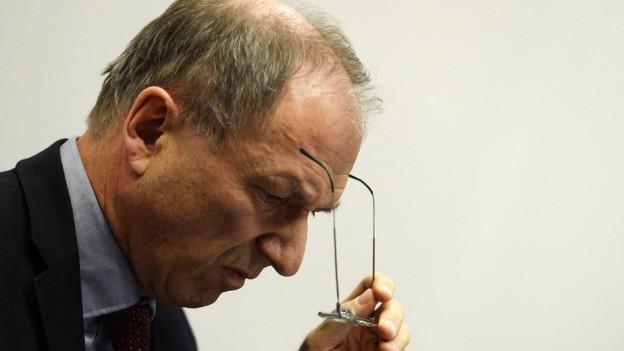 Viel Kritik auch am Verhalten des Zürcher Justizdirektors Martin Graf.