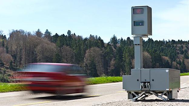7 bis 8 Millionen Franken will Sankt Gallen an Bussen einnehmen.