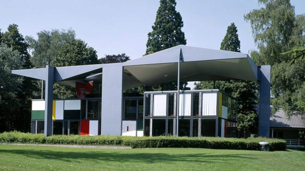 Das Corbusier-Haus in Zürich: Der Streit ist beigelegt.