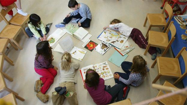 An Aargauer Kindergärten wird bald nur noch Mundart gesprochen