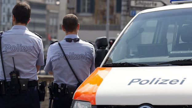 Die Polizei soll Rat erhalten, bevor eine Gewalttat passiert.