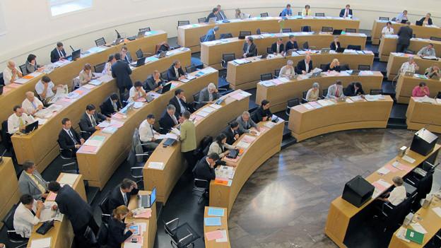 Der Aargauer Grosse Rat stützt die Sparideen der Regierung.