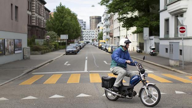 In Basel werden 460 Kilometer Strassen gefilmt.