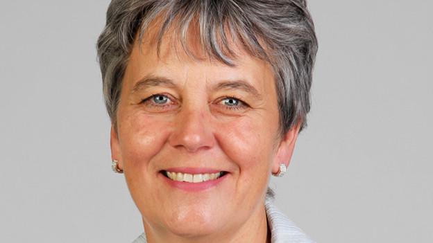 Vorwürfen ausgesetzt: Daniela Gaugler - Landratspräsidentin Baselland.