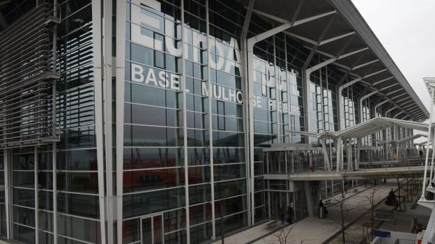 Die Zukunft des Euroairports Basel-Mulhouse ist ungewiss.