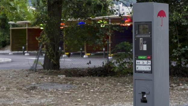 Der Strichplatz hat sich laut der Stadt Zürich bewährt.