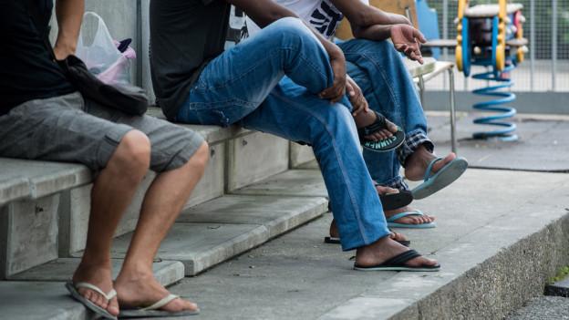 Asylsuchende dürfen auch dort einquartiert werden, wo die Lärmgrenzwerte überschritten werden, sagt das Bundesgericht.