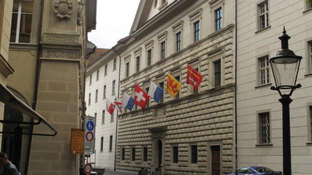 Regierungsgebäude Luzern.