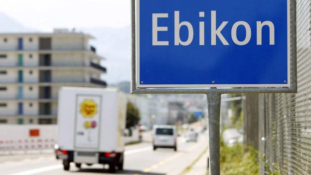 Ebikon (LU) stimmt wie die Schweiz.