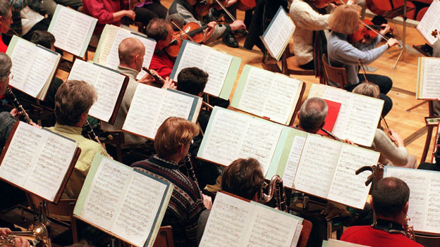 Musiker in Basel