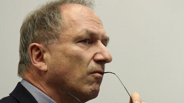 Martin Graf - Zürcher Justizdirektor.