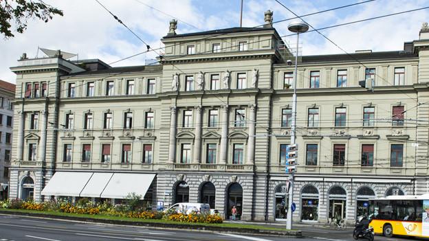 Das Bundesgericht in Luzern: Zentralschweizer Politiker setzen sich für den Verbleib der sozialrechtlichen Abteilung ein.