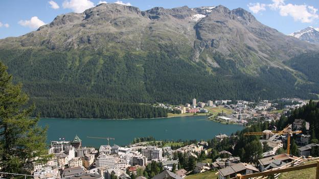 Die Gemeinde Sankt Moritz setzet 50'000 Franken in den Abstimmungskampf.
